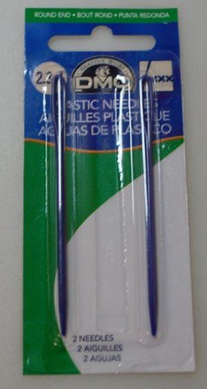 PLASTIC NEEDLE:12PR/PTK (1763/1)