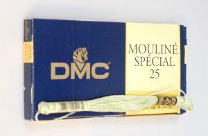 DMC EMB.THREAD:12 SKEINSX8M  (117)