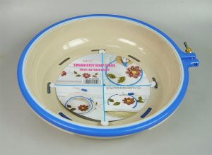 PL.HOOP FOR PUNCH NEEDLE (EH-002)