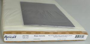 "PVA WATER SOLUBLE EMB:19""x25Y (322/BOS)"