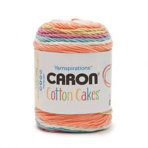 COT/ACR.YARN:100GRx3BL(300GRM) (CARON/COTTON CAKE)
