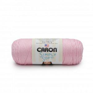 ACR. YARN:170GRx3BL(510GRM (CARON/SIMPLY SOFT)