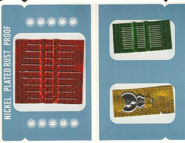 SEWING SUSAN NEEDLE; 6DOZ/BOX (0221-S)
