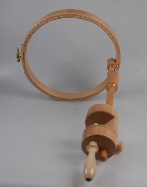 EMB.HOOP W/TABLE CLAMP;215MM (263/EMB.HOOP)