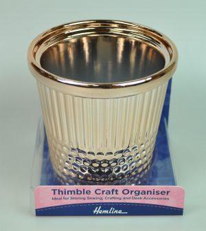 THIMBLE DESKTOP ORGANISER (4910/HEM)