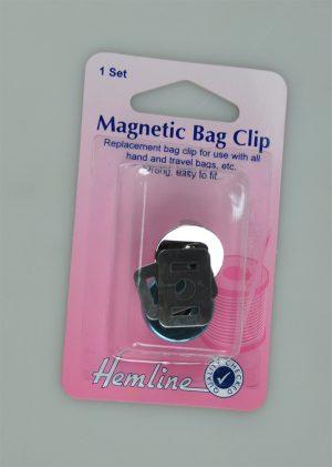 MAGNETIC BAG CLIP:5ST/PKT (479/BAG CLIP)