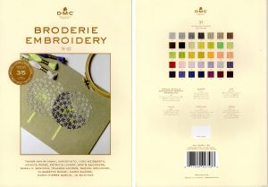 EMBROIDERY CATALOGUES (15481/22)