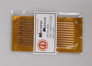 MATRESS NEEDLE(10CRD)W/POINT (18340/10PC)
