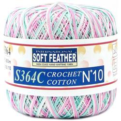 CROCH.COT.YARN:50GM/BLx4(200G) (FC-S364C)