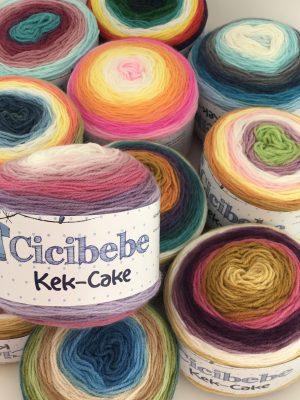 ACR YARN:100GRx3BL(300GR) (CICIBEBE/KEK-CAKE)