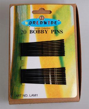 20 BOBBY PINS-6.2CM (LAM1)