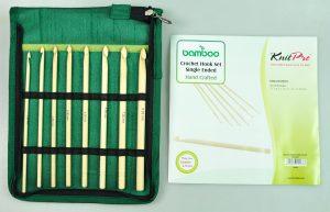 BAMBOO CROCH.HOOK:S/8 (22549)