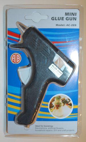 GLUE GUNS:100-240V.10W (AC-280/DOZ)