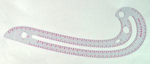 CURVE FLEXIBLE RULER (3234/RULER)