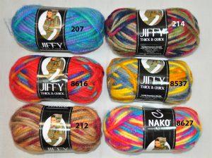 JIFFY THICK QUICK:140GX3BL (NAKO/JIFFY)