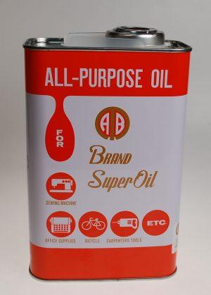 LUBRICATING OIL(MACHINE OIL)  (19/1)