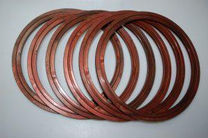 PLASTIC EMB HOOP:210MM 6PC/PKT (SPEH/210MM)