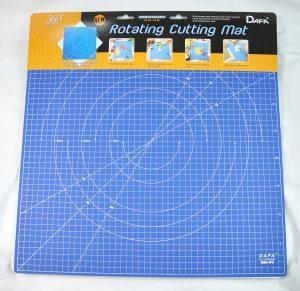 ROTATING CUTTING MAT 360° (RM-09)