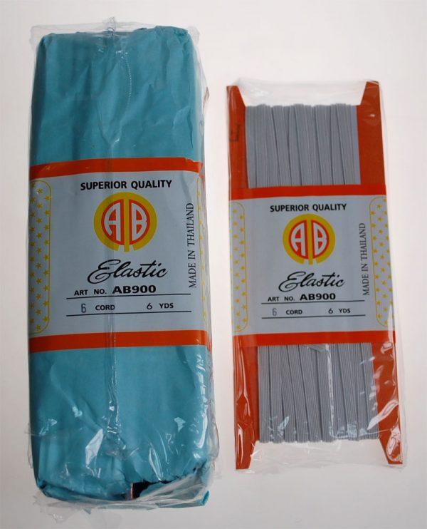 ELASTIC BRAID  (AB900-W/6C-6)