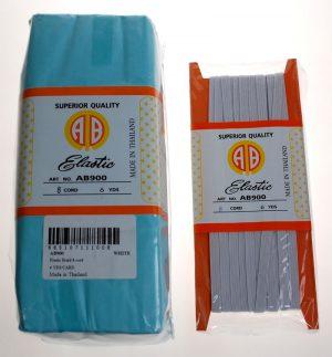 ELASTIC BRAID  (AB900-W/8C-6)