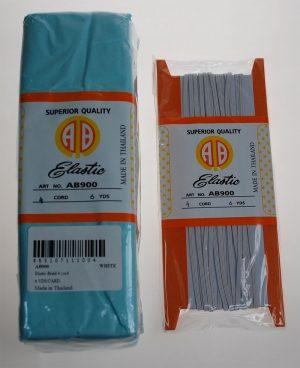 ELASTIC BRAID (AB900-W/4C-6)