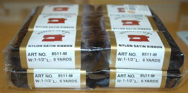 NYL.SATIN RIBBON:1-1/2