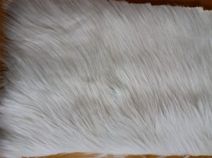 ALL-OVER FUR FABRIC:150CM (580221)