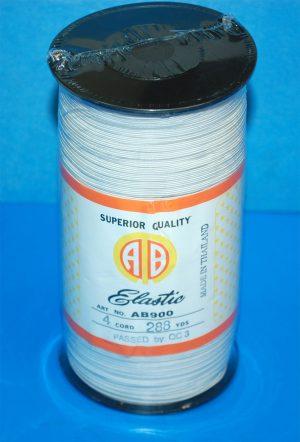 ELASTIC BRAID (AB900-W/4C-288)