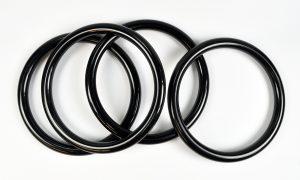 CIRCLE BUTTON;5PCS/PKT (L2740)