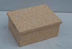 LEATHER BOX:S/3 (JS-0559)
