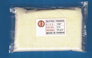 """GLITTER POWDER:1/96"""" (GLITTER-1/96)"""