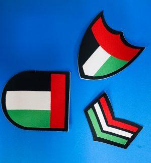 LOGO-FLAG (LABEL-FL/DOZ)