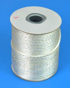 NYLON CORD W/METALLIC; 250G/R  (NYM-4)