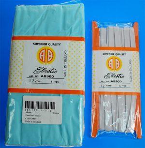 ELASTIC BRAID (AB900-W/12C-6)