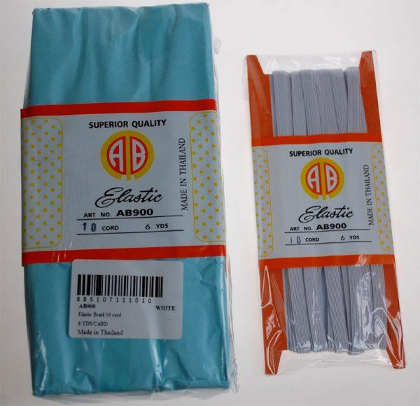 ELASTIC BRAID (AB900-W/10C-6)