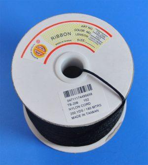 NYLON CORD:200Y(180MTR) (TB-206)