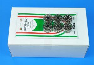 """BOBBIN SET"""":10PK/BOX (SO-008/TULIP)"""