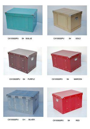 PU BOX:S/4 (CX103020/PU/4)