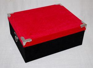 RECT.FABRIC BOX:S/3 (CX132LF)
