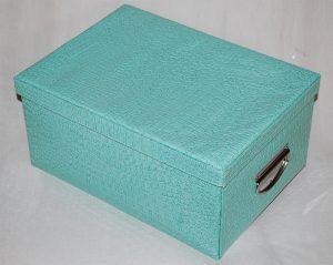PU GIFT BOX:S/5 (7392/6)