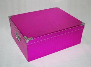 RECT FABRIC BOX:S/4 (CX165LF)