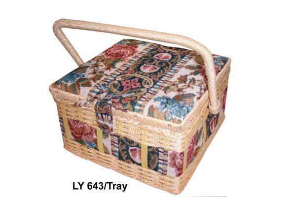 RECT.ROPE BOX (LY643/TRAY)