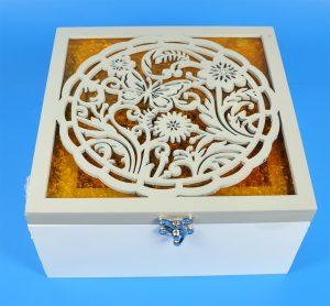 WOODEN BOX:S/3 (HL109)