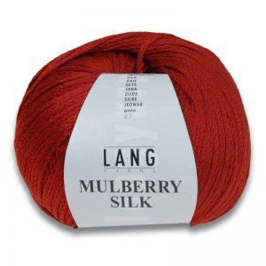 LANG/MALBERRY SILK (100%SILK YARN:50G)