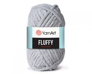 Y-ART/FLUFFY (MICRO.POLY.YARN-150Gx3B(450GR)