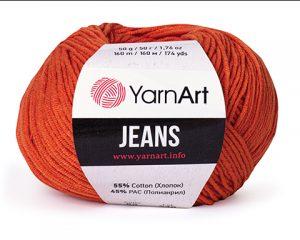 Y-ART/JEANS (COT/PAC YARN:50Gx10B(500G)
