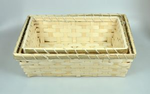 A265-25 (BAMBOO BASKET:S/3)