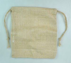 BAN/BAG-8.5X7.5 (MINI JUTE BAGS:10PC)