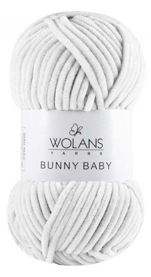 WOL/BUNNY BABY (POLY.YARN:100GRx5B(500GM))